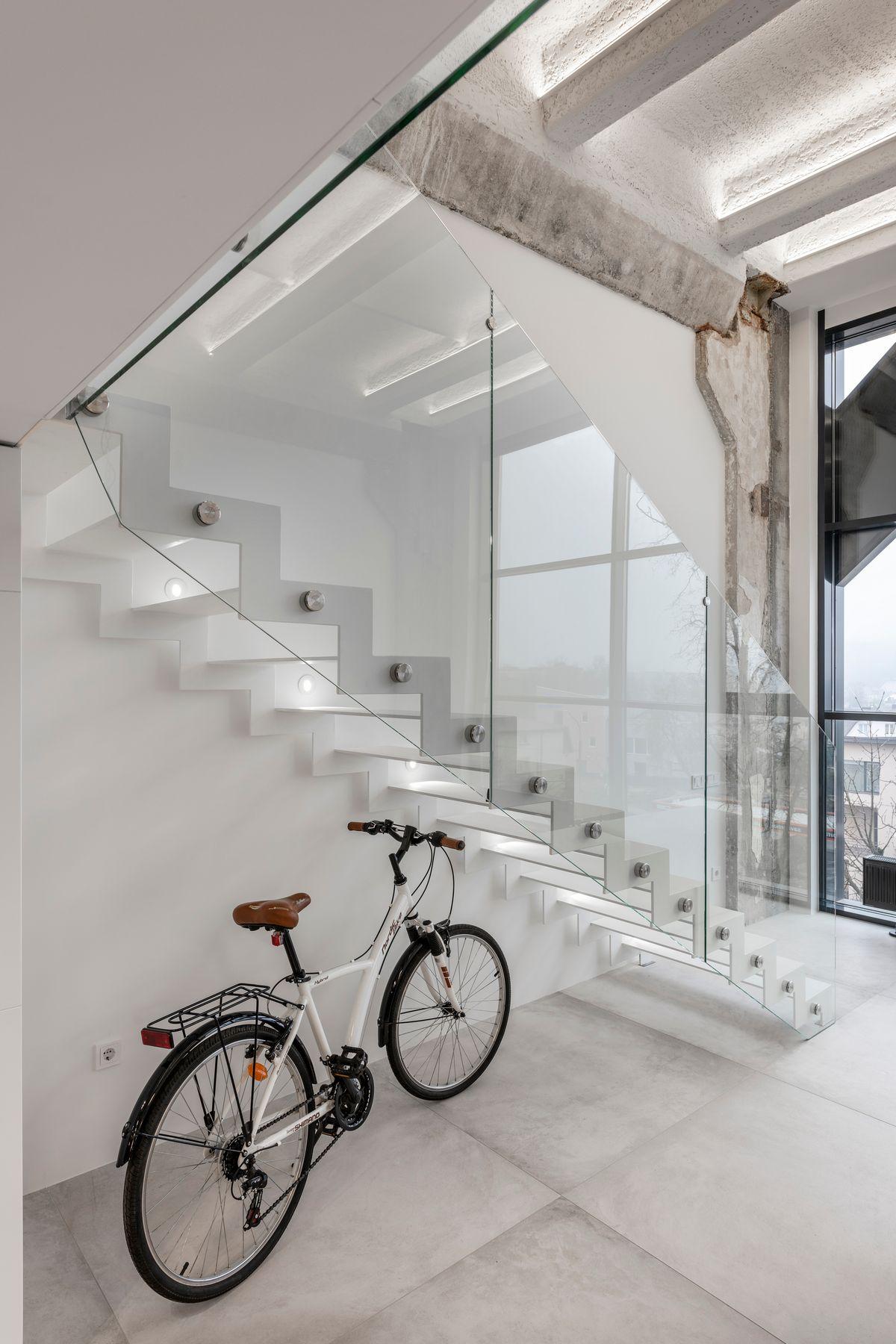 Лофт площадью 64 кв. метра в Литве