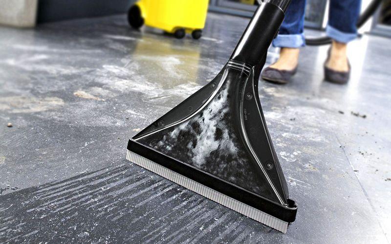 Как мыть ламинат: моющий пылесос для ламината