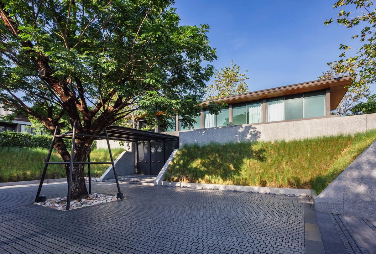 Семейная резиденция в Таиланде