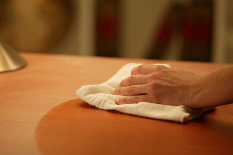 Избавляемся от домашней пыли правильно
