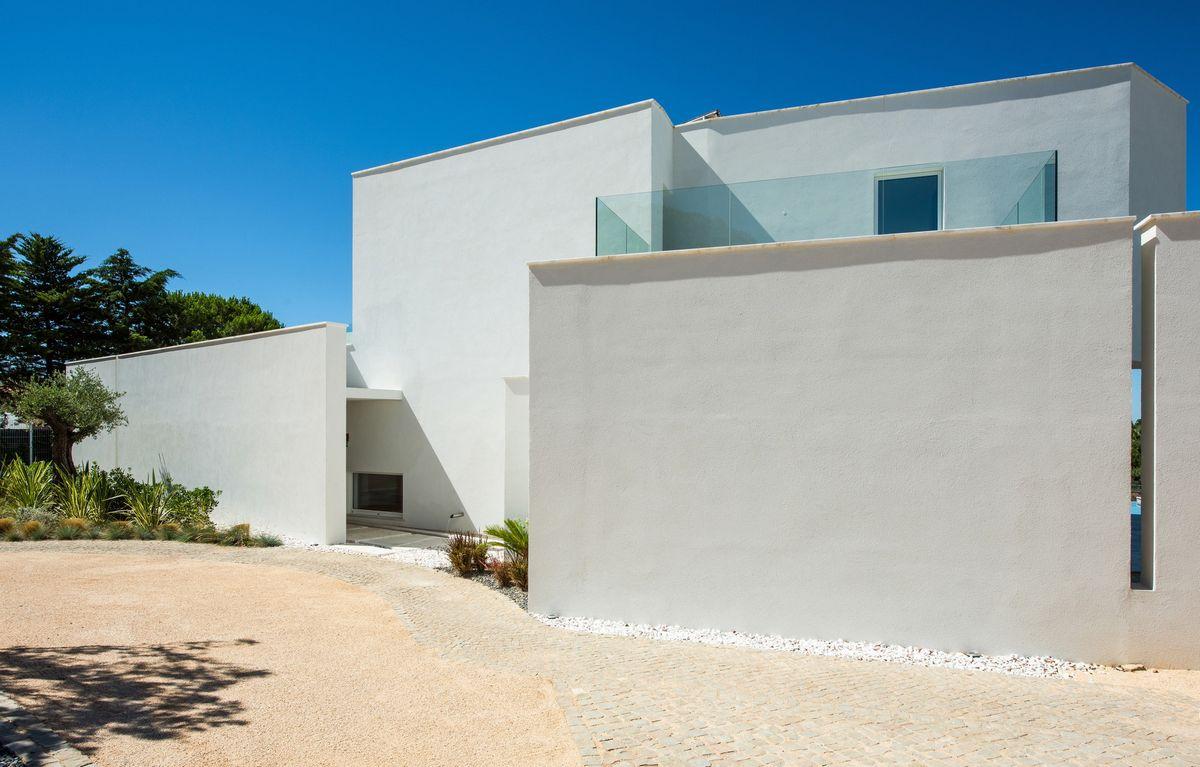 Резиденция в португальском городке Лагоа