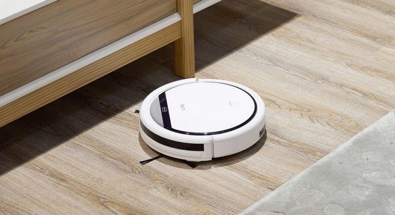 Робот пылесос для борьбы с пылью