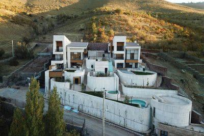 Вилла на 2 семьи в иранской деревне Моша