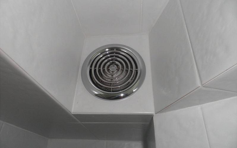Активная вентиляция в ванной комнате