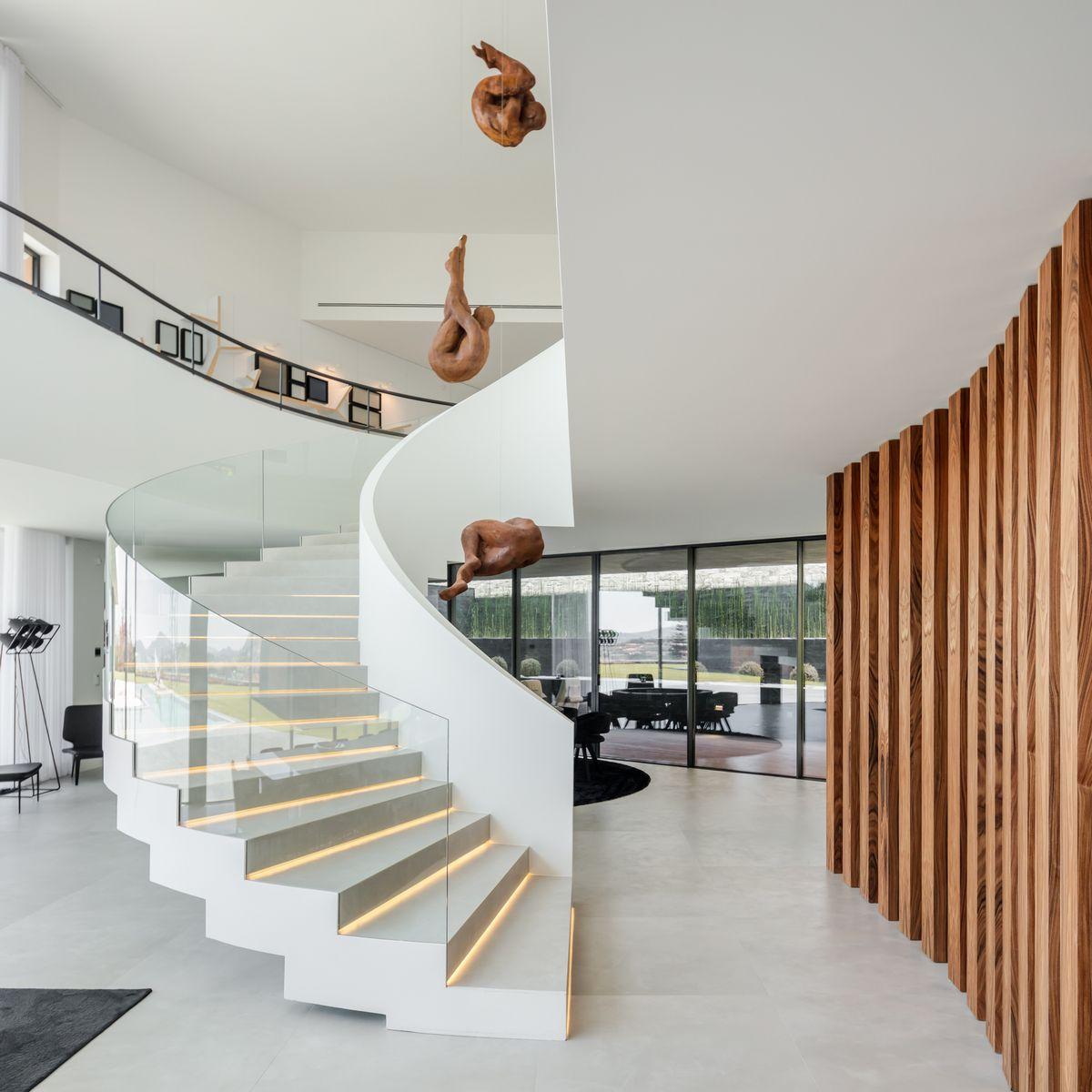 2-этажный дом в португальском городе Брага