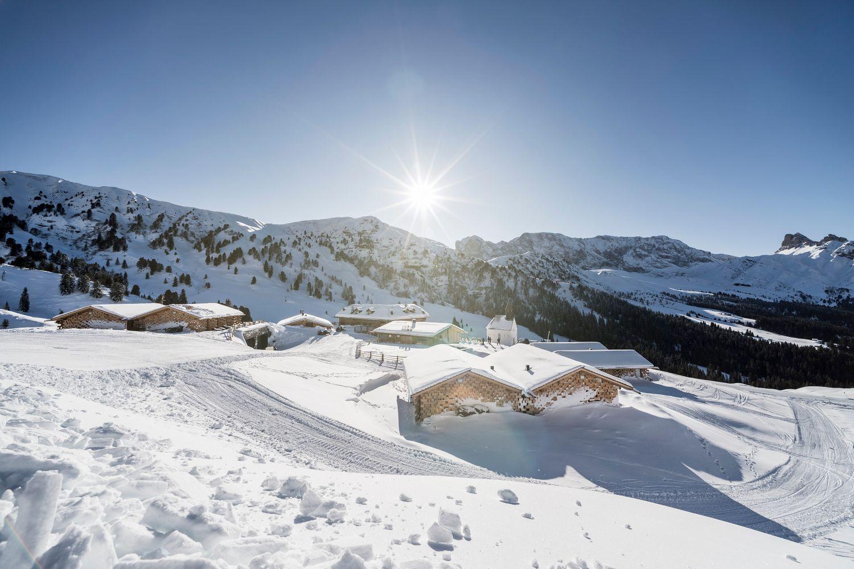 Отель ClimaHotel в Швейцарских Альпах