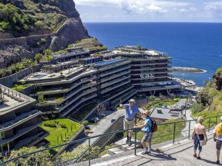 Savoy Saccharum Resort & Spa на острове Мадейра