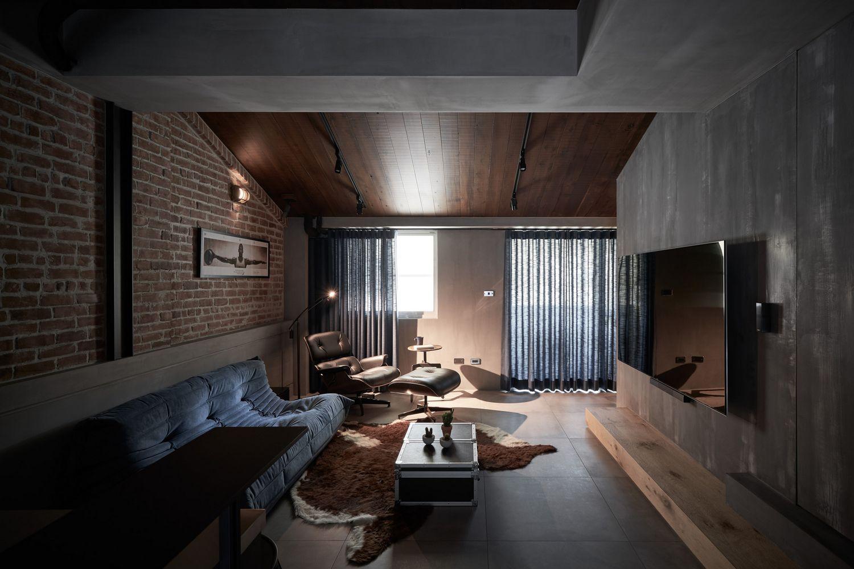 4-этажный дом с подземным гаражом