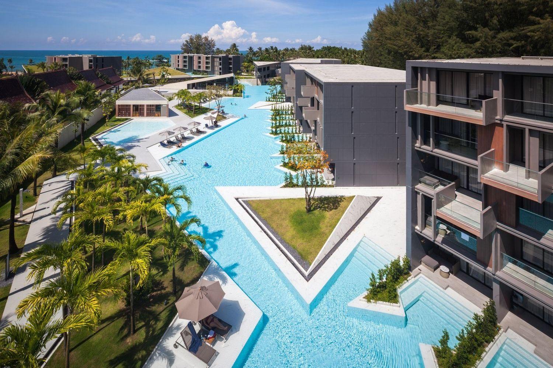 Отель La Vela в Таиланде