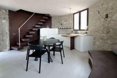 Вторая жизнь старинной башни в Италии