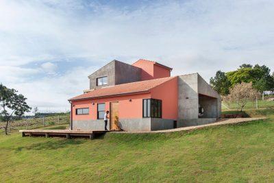 Загородный дом в Ботукату