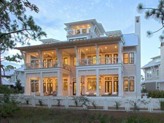 Семейная резиденция в Южной Флориде