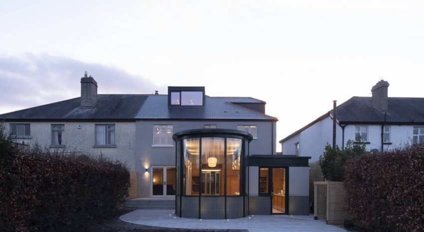 1930s Churchtown House Gets Extended with Perfect Kitchen and Dining Area