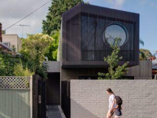 Stepping Stone House в Мельбурне