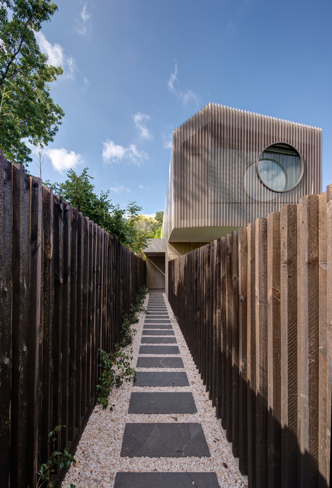 The Stepping Stone House - An City Gem for Extra Privacy